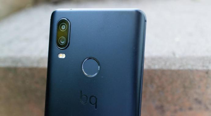 Bq Aquaris X2 Kamera