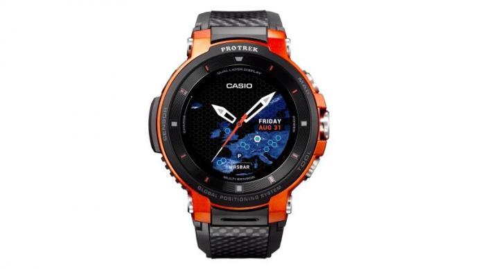 Casio Wsd F30
