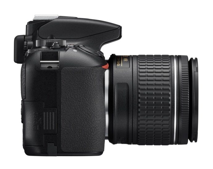 D3500 Afp 18 55 Vr Right