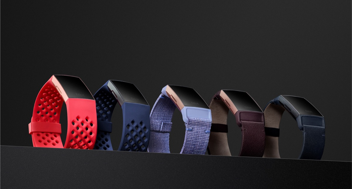 Fitbit Charge 3 Baender