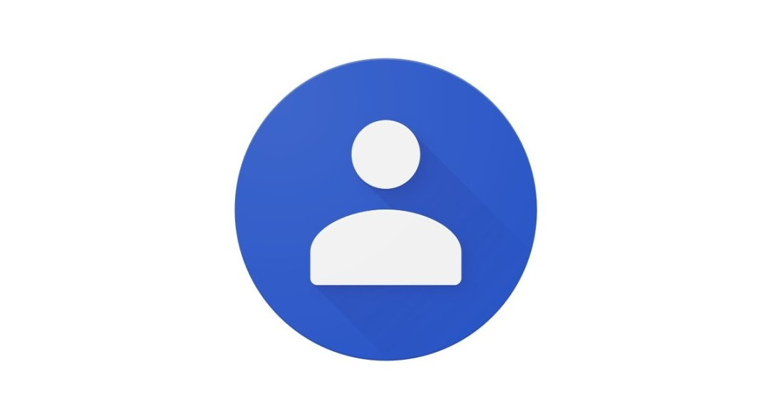 Google Kontakte 2018 Header Logo Icon