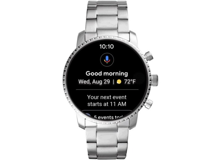 Google Wear Os Assistant