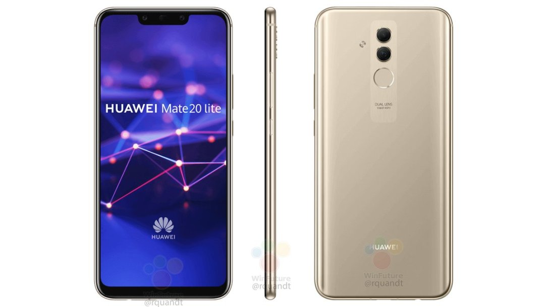 Huawei Mate 20 Lite Leak Header