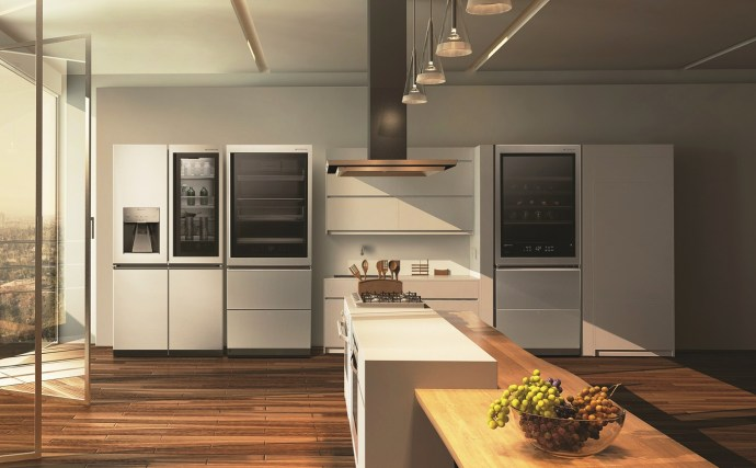 Lg Signature Kitchen 2018