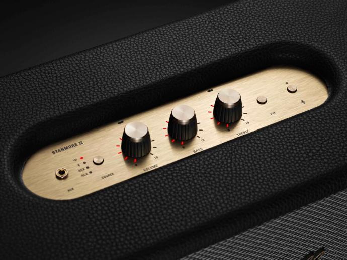 Marshall Voice Detail