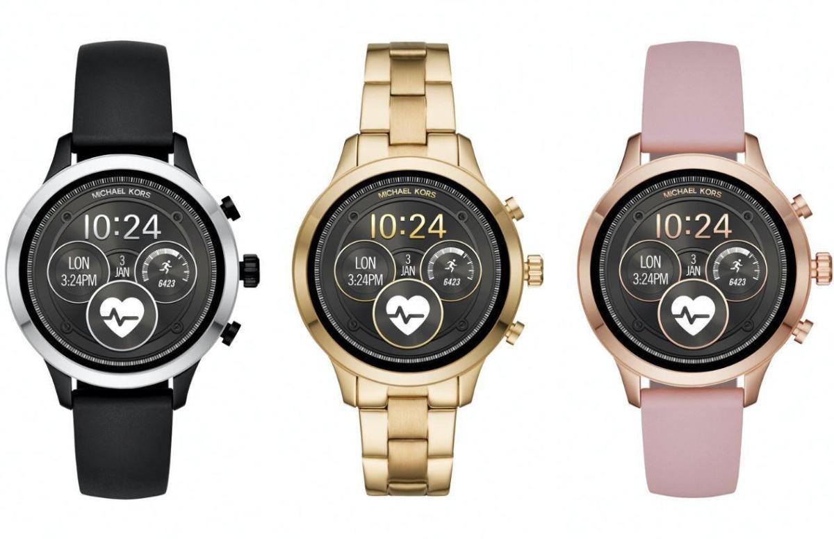 michael kors neue smartwatch modelle angek ndigt. Black Bedroom Furniture Sets. Home Design Ideas