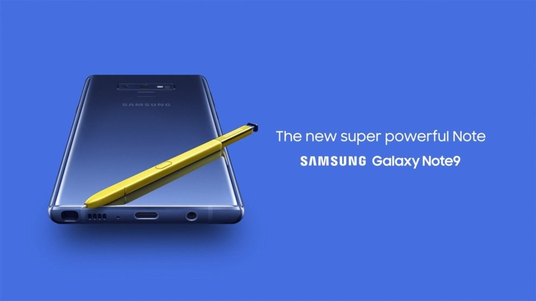 Note 9 Power