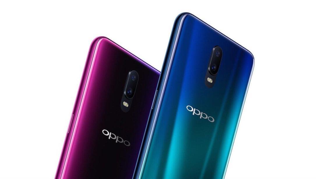 Oppo R17 Header