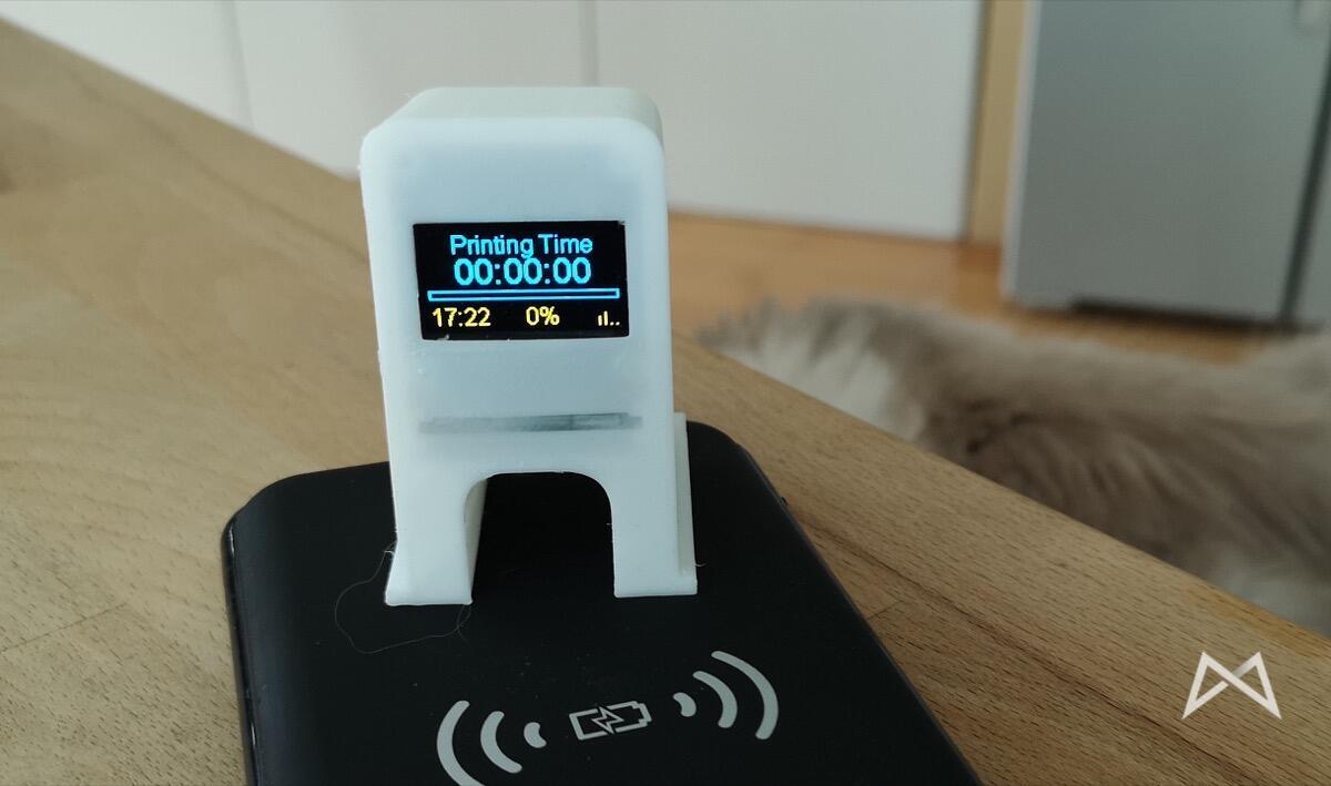Remote Printer Monitor Time