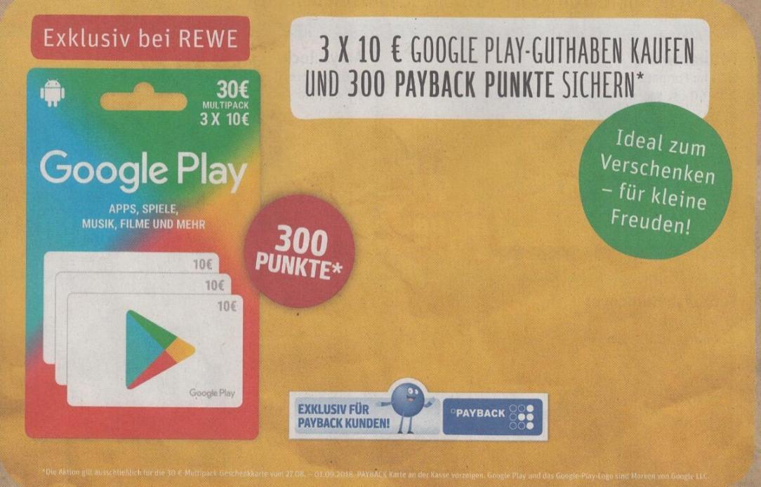 Sportwetten mit google play guthaben