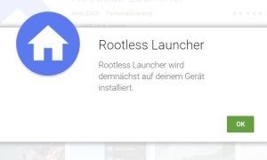Rootless Launcher