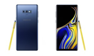 Samsung Galaxy Note 9 Blau