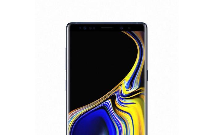 Samsung Galaxy Note 9 Header