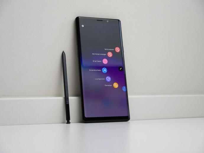 Samsung Galaxy Note 9 S Pen