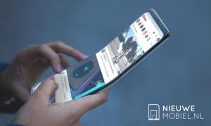 Samsung Smartphone Faltbar Konzept2
