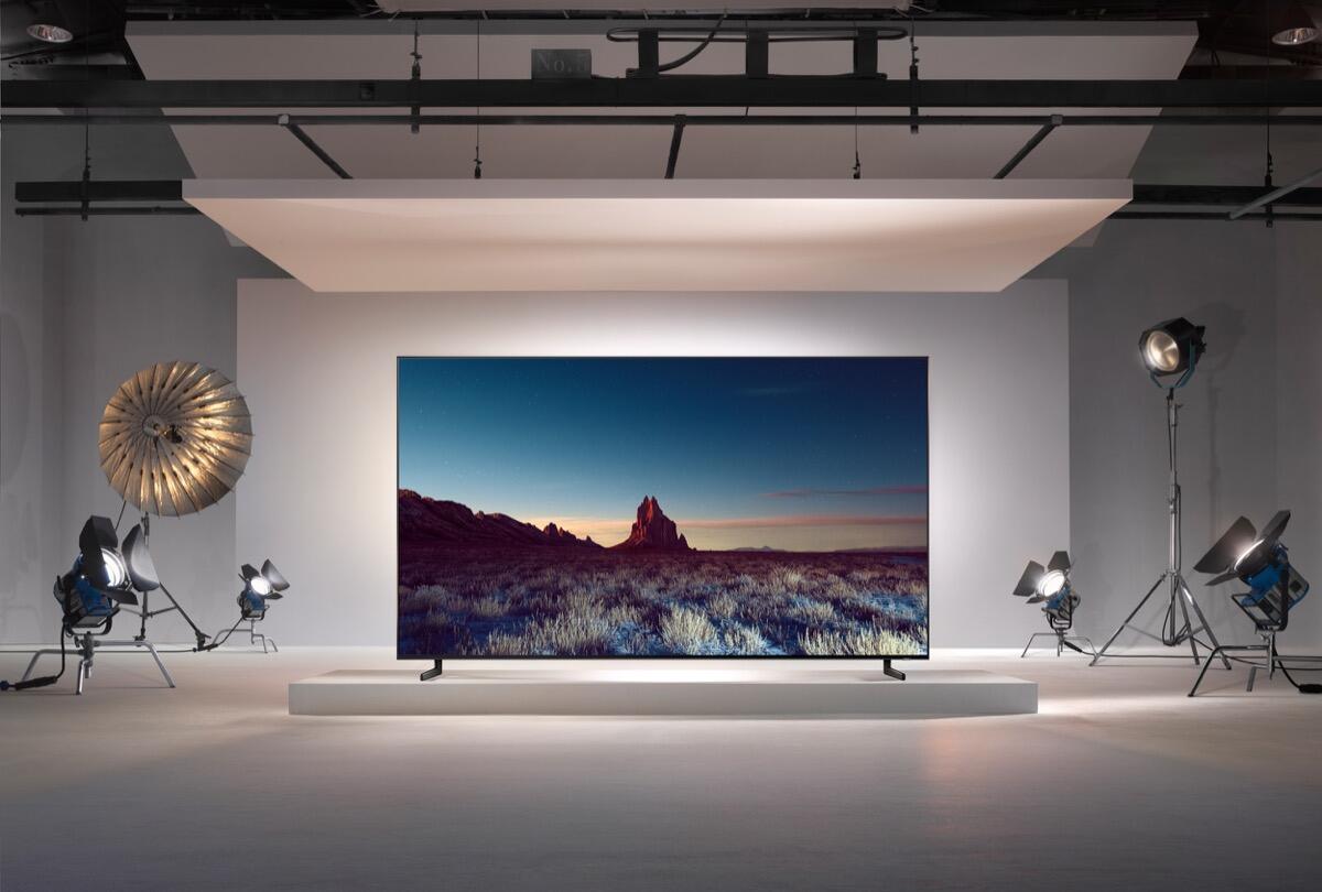Samsung Quantum Dot OLED TVs kommen