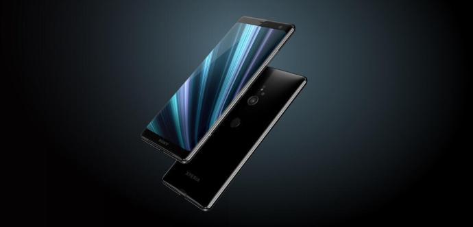 Sony Xperia Xz3 Header