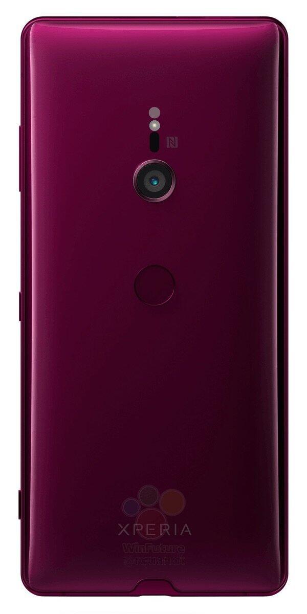 Sony Xperia Xz3 Leak Rot