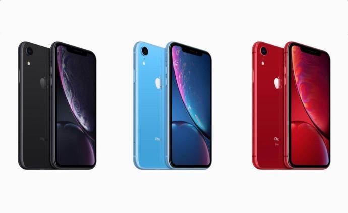 Apple Iphone Xr Farben1