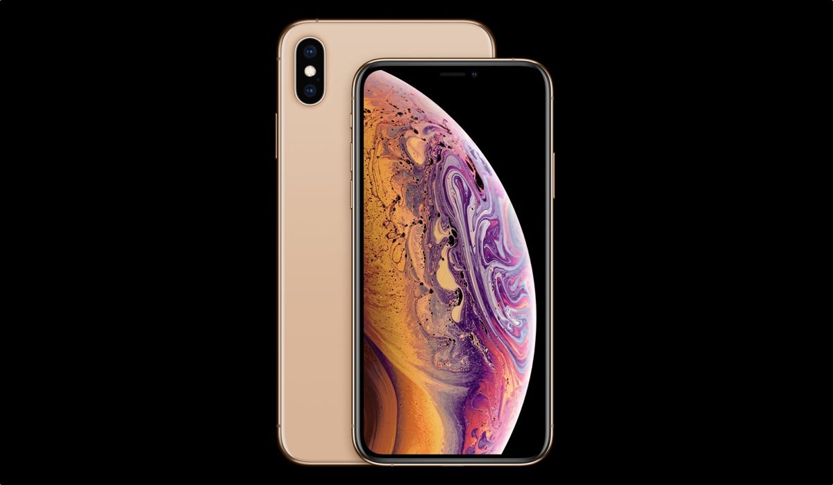 Apple Iphone Xs Max Header