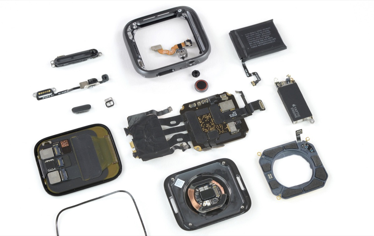 Apple Watch Series 4 Teardown