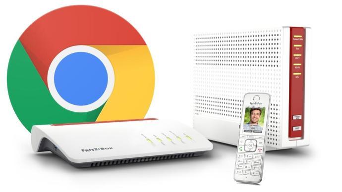 Avm Fritzbox Waehlhilfe Chrome