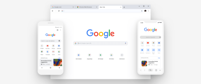 Chrome 10 Jahre