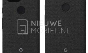 Google Pixel 3 Xl Stoff Case