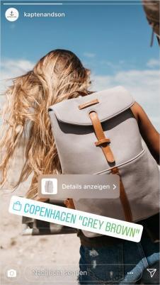 Instagram Shopping Stories 1
