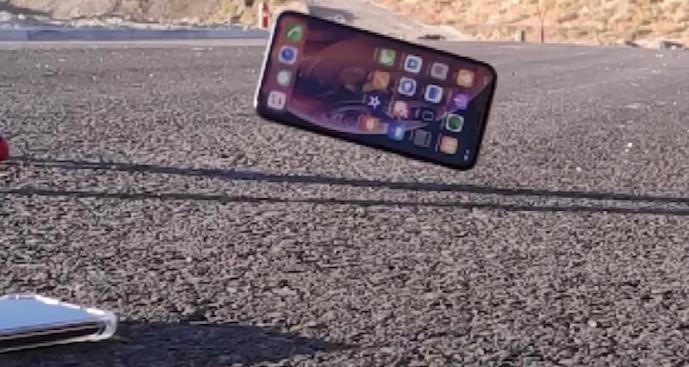 Iphone Drop Test Xs