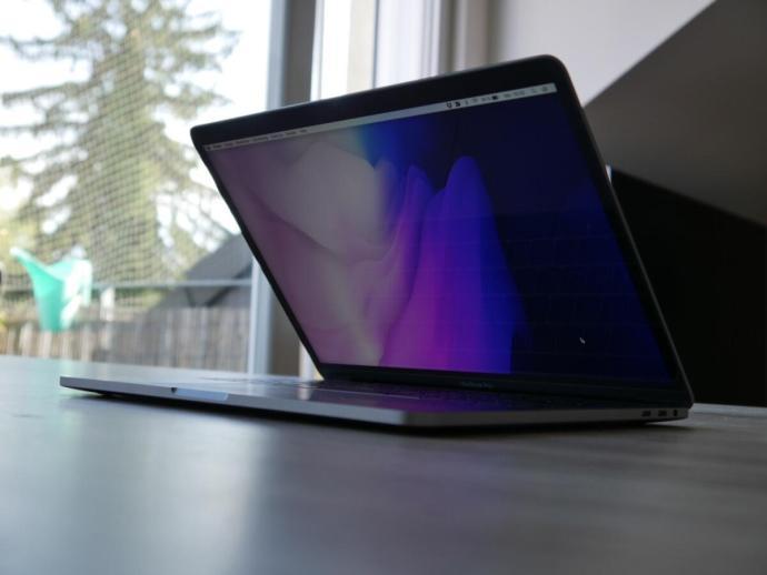 Macbook Pro 2018 Test2