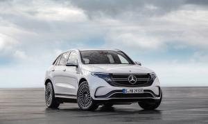 Der Neue Mercedes Benz Eqc Der Erste Mercedes Benz Der Produkt