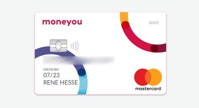Moneyou Go: Mobiles Konto mit Verbesserung für die Wallets