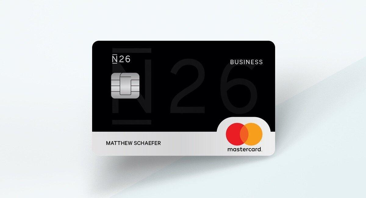 N26 Business Black