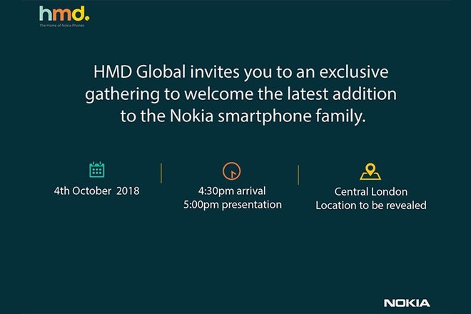 Nokia 4 10 Invitation