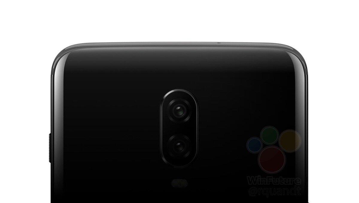Oneplus 6t Kamera Back Header