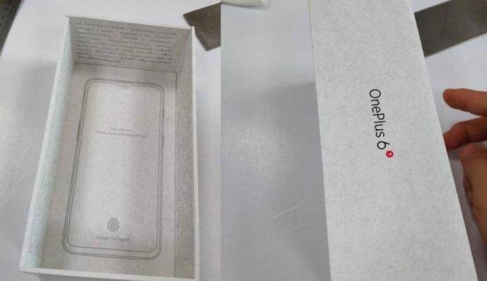 Oneplus 6t Verpackung1