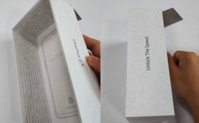 Oneplus 6t Verpackung2