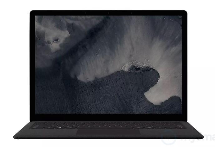 Surface Laptop 2 Schwarz2