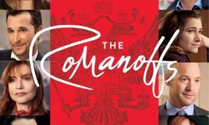 The Romanoffs Key Art