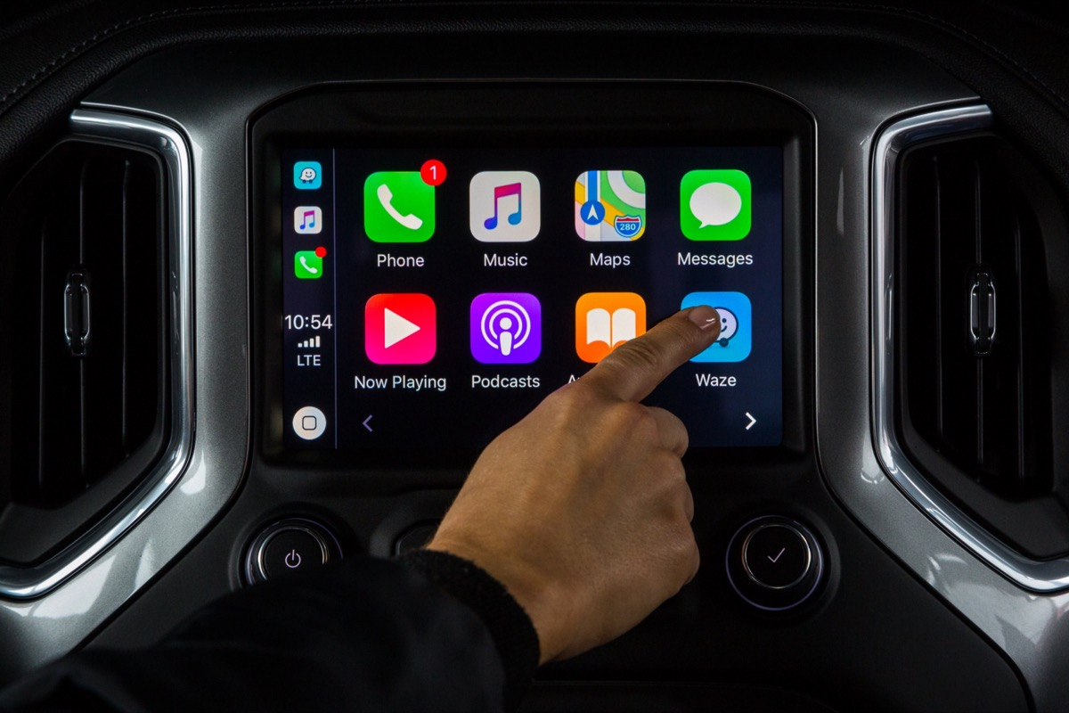 Waze Carplay Ios