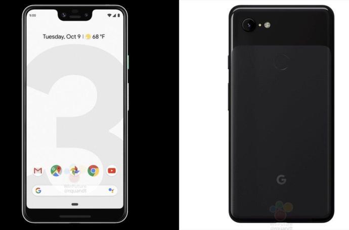 Xl Pixel 3 Google Leak