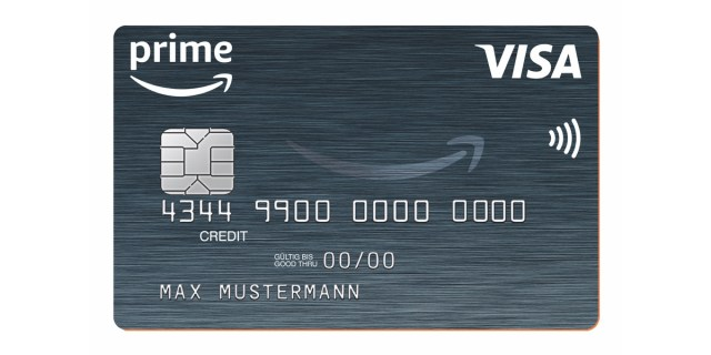 Amazon Visa startet mit Google Pay