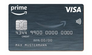 Amazon Prime Visa Credit Card