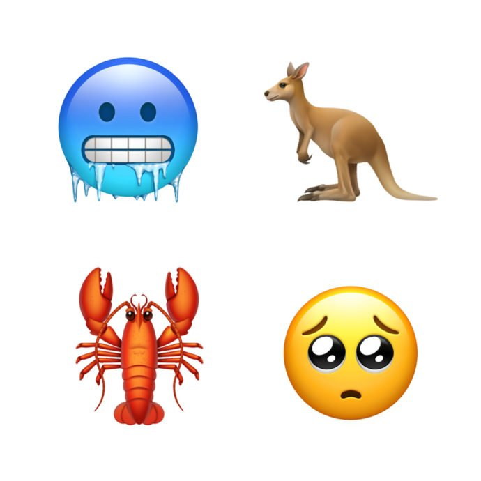 Apple Ios 12.1 Emoji