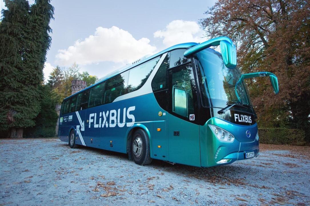 Erster Elektrischer Fernbus In D 2