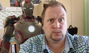 Google Pixel 3 Xl Playground Mit Iron Man