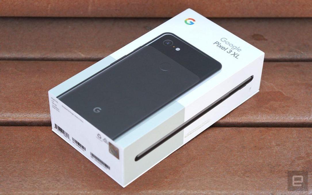Google Pixel 3 Xl Verpackung
