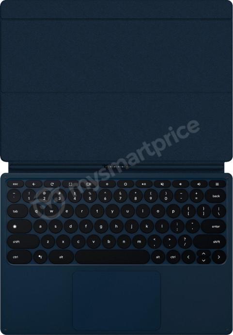 Google Pixel Slate Detachable Keyboard