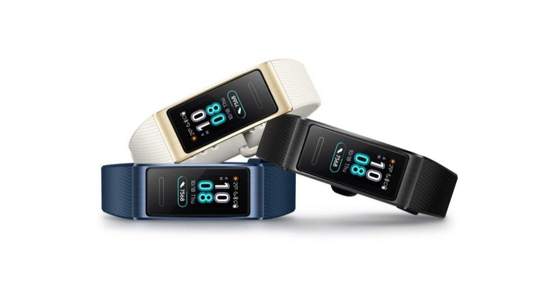 Huawei Band 3 Pro Group (5)